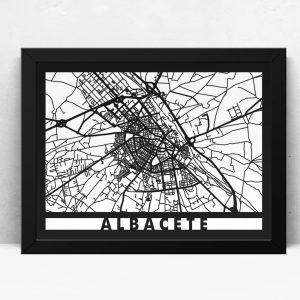 mapa-albacete-carton-negro
