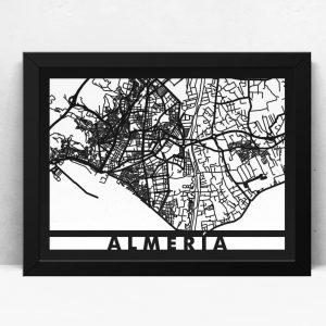 mapa-almeria-carton-negro