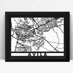 mapa-avila-carton-negro