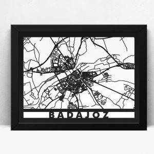mapa-badajoz-carton-negro