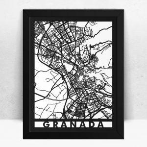 mapa-granada-carton-negro