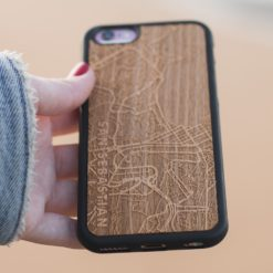 Funda iPhone 2 mapa