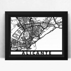 mapa-alicante-carton-negro