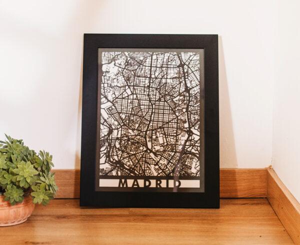 Crea el mapa de tu ciudad
