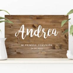 tablón-de-madera-personalizado-comunión