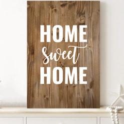 tablon-de-madera-personalizado-home-sweet-home